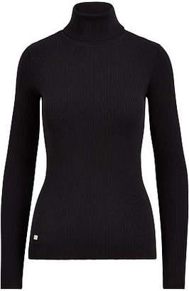 Ralph Lauren Ribbed Turtleneck Sweater