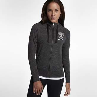 Nike Gym Vintage (NFL Raiders) Women's Hoodie