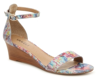 VANELi Vala Wedge Sandal $160 thestylecure.com