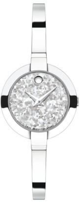 Women's Movado Bela Bracelet Watch, 28Mm $495 thestylecure.com