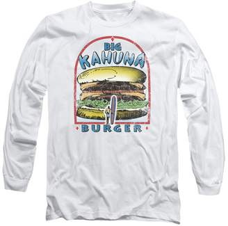 Kahuna Trevco Pulp Fiction Big Burger Adult Long Sleeve T-Shirt