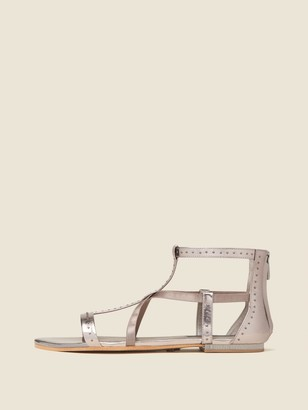 DKNY Kim Leather Sandal