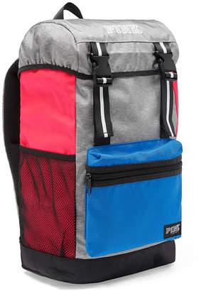 PINK Sport Clip Backpack