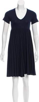Cacharel Knee-Length Knit Dress w/ Tags
