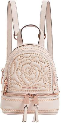 MICHAEL Michael Kors Mini Leather Rhea Backpack