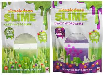 Nickelodeon Grass & Stinky Hydro Slime Duo Pack