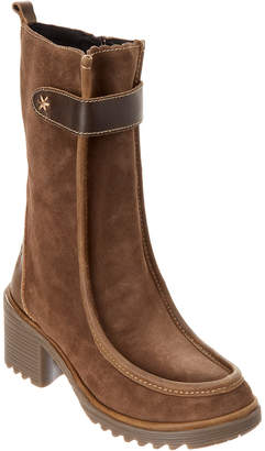 Fly London Woof Leather Boot