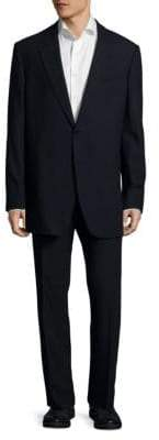Boglioli Basic Notch Wool Suit