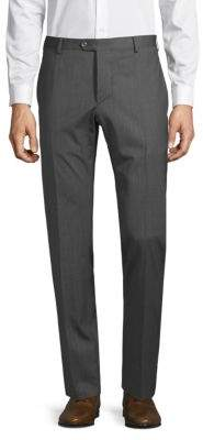 Valentino Classic Buttoned Pants