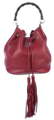 Gucci Miss Bamboo Bucket Bag