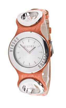 Versus Men's Quartz Watch Analogue Display and Leather Strap A063SBQ902-A165