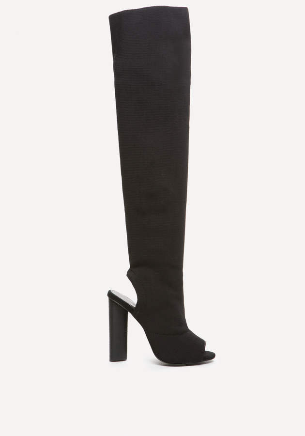Vertex Over the Knee Boots