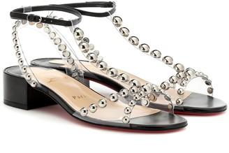 Christian Louboutin Faridaravie 25 PVC sandals