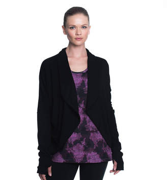 Gaiam Long Sleeve Cardigan