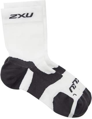 2XU Race VECTR crew socks