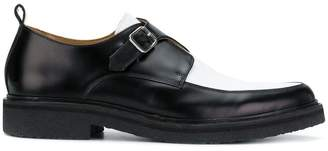 Ami Alexandre Mattiussi Creeper Monk With Crepe Sole