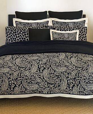 CLOSEOUT! Michael Kors Bedding, Nairobi Comforter Sets