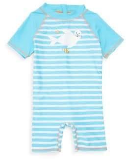 Floatimini Baby Boy's One-Piece Seal Swimsuit