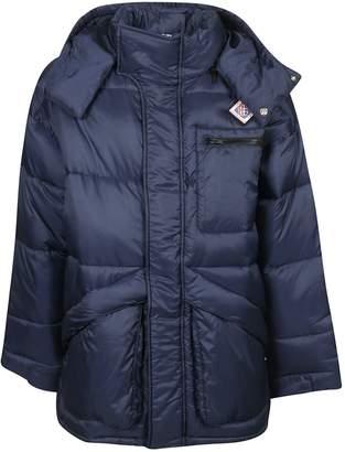 Givenchy Oversized Hooded Padded Jacket