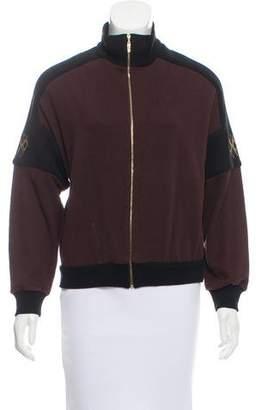 St. John Sport Casual Zip-Up Jacket