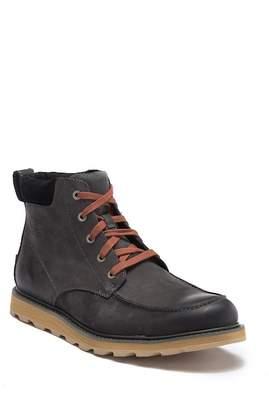 Sorel Madson Moc Toe Waterproof Leather Chelsea Boot