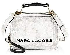 Marc Jacobs Women's The Box Convertible Leather Bag
