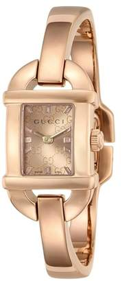 Gucci (グッチ) - Import Super Bargain GUCCI(グッチ) 腕時計 YA068585