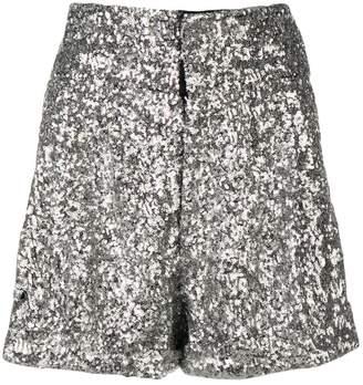 Isabel Marant Orta sequinned shorts