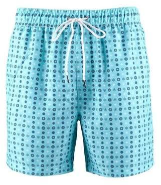 Burton Mens Threadbare Mint Green Hammerhead Swimshorts*