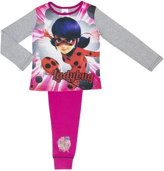 AG Jeans Cartoon Character Products Disney Girls Miraculous Ladybug Pyjamas - Miraculous