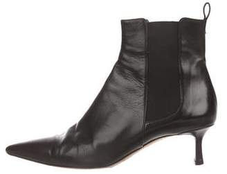 Lambertson Truex Leather Ankle Boots