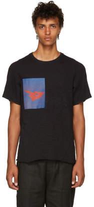 Black Limited Edition Abasi Rosborough Crimson Arc T-Shirt