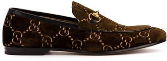 Gucci GG horsebit loafers
