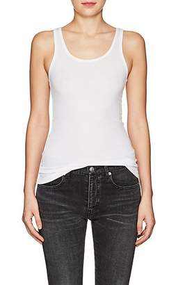 ATM Anthony Thomas Melillo Women's Rib-Knit Tank - White
