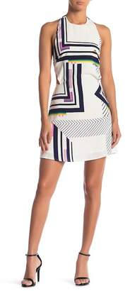 Sugar Lips Sugarlips Juno Geometric Dress