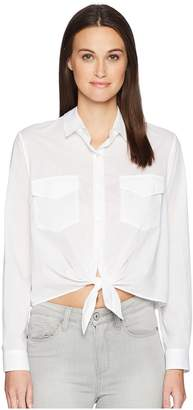 The Kooples Shirt with Bow Details