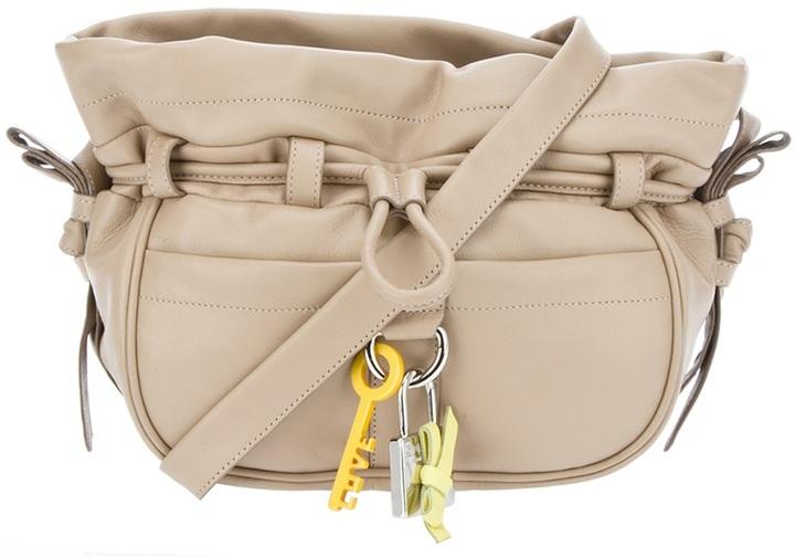 Sonia Rykiel Sonia By charm detail bag