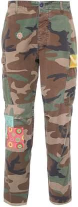 Atelier & Repairs Patchwork unisex cargo pants