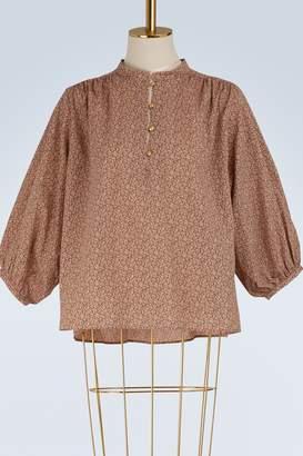 Vanessa Bruno Ikra cotton blouse
