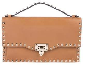 Valentino Leather Rockstud Bag