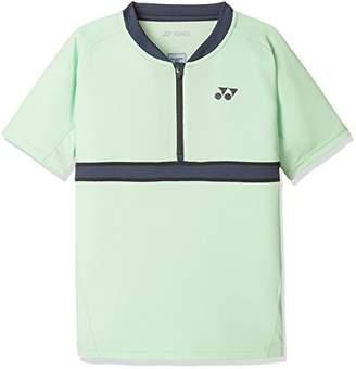 Yonex (ヨネックス) - (ヨネックス) YONEX テニスウェア シャツ 10225J [ジュニア] 10225J 776 パステルグリーン (776) J130