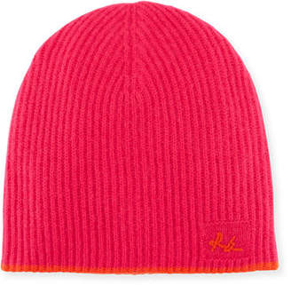 Rag & Bone Yorke Cashmere Beanie Hat