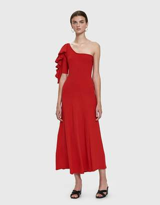 Dione One-Shoulder Dress