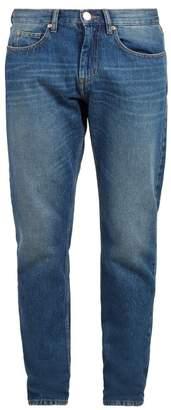 Isabel Marant - Jack Slim Leg Jeans - Mens - Navy