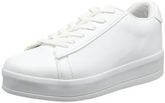 Womens Wide Foot Moochy Trainers New Look r556yF