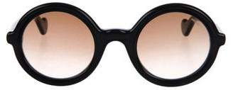 Moncler Mrs. Round Sunglasses