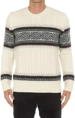 Woolrich Jacquard Sweater