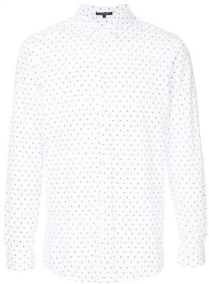 GUILD PRIME dot pattern shirt