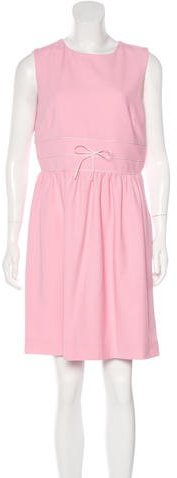 RED ValentinoRed Valentino Wool-Blend A-Line Dress w/ Tags