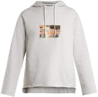 Golden Goose Sirrah graphic-print hooded sweatshirt